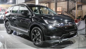 2018 Honda CR-V - Explained in detail