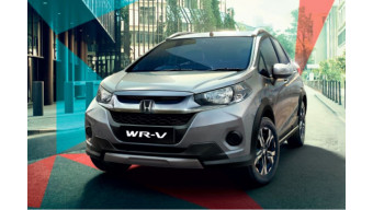 Honda launches WR-V Edge Edition in India at Rs 8.01 lakhs