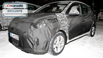 New-gen Hyundai Grand i10 spotted testing in Sweden