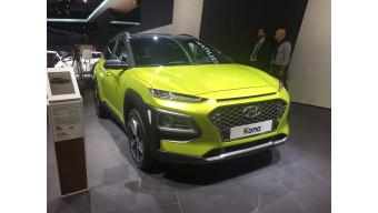 Frankfurt Auto Show 2017: India-bound Hyundai Kona unveiled