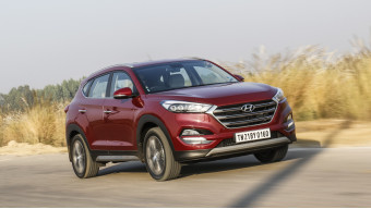 Hyundai Tucson now available on discount of up to Rs 1.7 lakhs