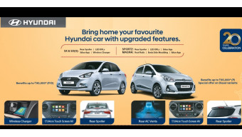 Hyundai Grand i10 and Xcent updated with added features