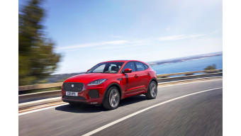 Jaguar reveals the new E-Pace crossover