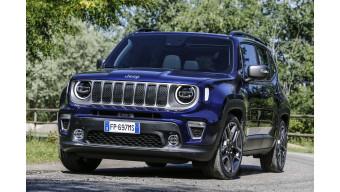 Jeep unveils India bound 2019 Renegade