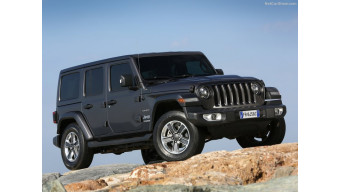 New Jeep Wrangler to be introduced in India on 9 August