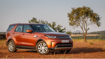 Land Rover Discovery- Expert Review