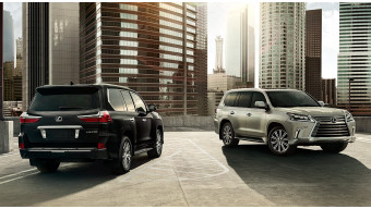 Lexus LX450d: explained in detail