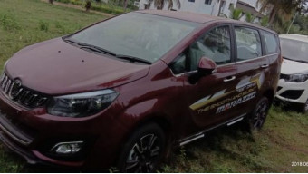 Mahindra Marazzo, Competition check