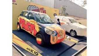 Maruti Suzuki Alto K10 steals limelight at fifth Mumbai Comic Con