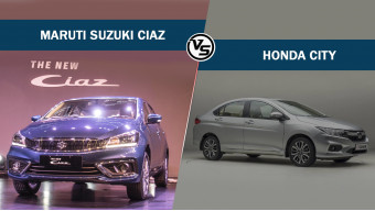 Maruti Suzuki Ciaz Vs Honda City - Spec Comparo