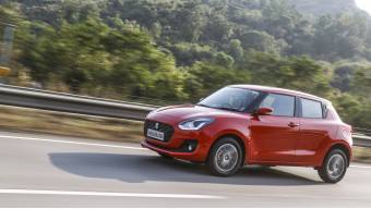 Indian Car of the Year 2019 goes to the Maruti Suzuki Swift
