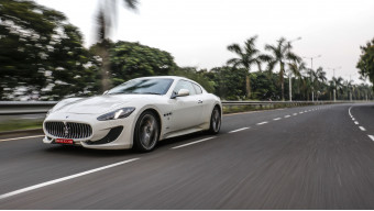 Maserati GranTurismo- Expert Review