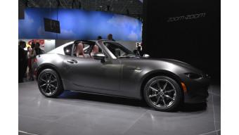 Mazda Reveals Mx 5 Hardtop At New York Motor Show