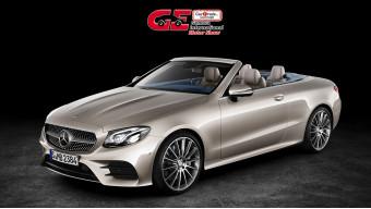 Geneva 2017: Mercedes-Benz revealed the E-Class Cabriolet