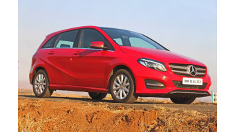 Mercedes Benz B Class- Expert Review