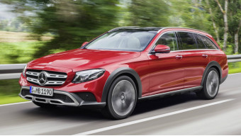 Mercedes-Benz E-Class All-Terrain introduced at Rs 75 lakhs