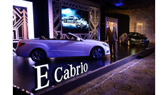 Mercedes-Benz E-Class Cabriolet launched; priced at Rs. 78.5 lakh