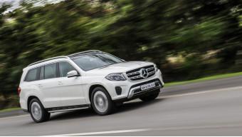 Mercedes Benz GLS- Expert Review