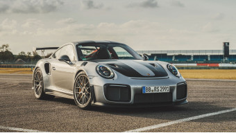 Porsche to launch 911 GT2 RS in July