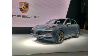 New-gen Porsche Cayenne to get a diesel engine option