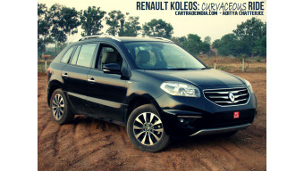 Renault Koleos- Expert Review