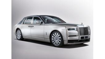 Rolls-Royce reveals eighth generation Phantom