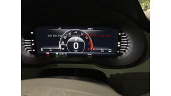 Skoda Octavia L&K trim offered with digital instrument cluster