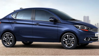 Tata launches the 2018 Tigor in India at Rs 5.20 lakhs