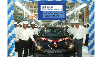 Tata Motors Sanand facility crosses 5 lakh production milestone
