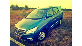 Toyota Innova- Expert Review