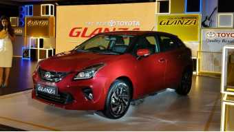 Toyota Glanza introduced in India at Rs 7.21 lakhs