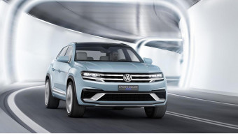 Volkswagen likely to introduce Tiguan Coupe
