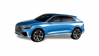 Audi Q8 Image