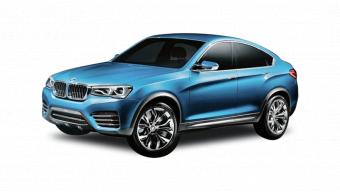 BMW X4 Photos