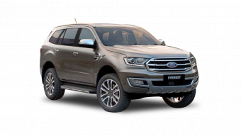 Upcoming Ford  Endeavour