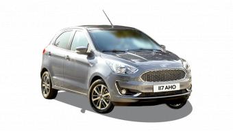Upcoming Ford  Figo