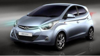 Upcoming Hyundai  Eon
