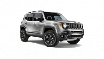 Upcoming Jeep  Renegade
