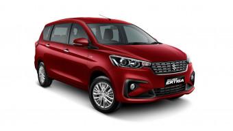 Upcoming Maruti Suzuki  Ertiga