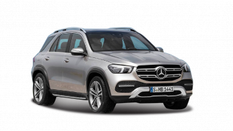 Upcoming Mercedes-Benz  GLE
