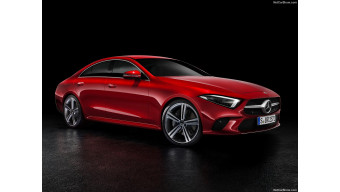 Mercedes-Benz New CLS Photos