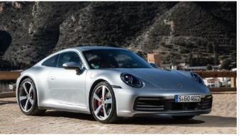 Upcoming Porsche  992 911