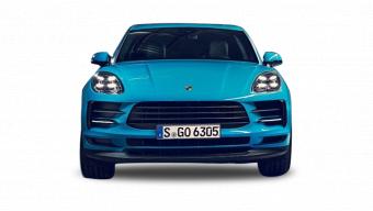 Upcoming Porsche  Macan