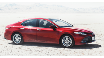Upcoming Toyota  Camry