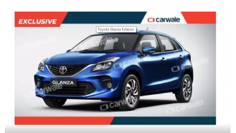Upcoming Toyota  Glanza
