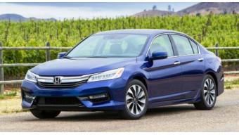 A Luxury Sedan by Honda  - User Review
