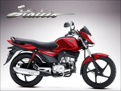Mahindra to roll-out new 110cc Stallio bike soon   CarTrade.com