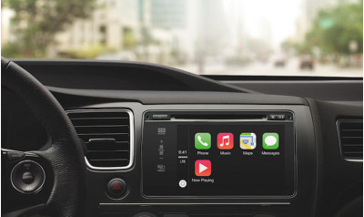 Apple CarPlay to be available in 40 models by 2015 | CarTrade.com
