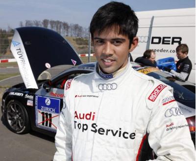 Audi India bets high on Aditya Patel, the young motorsport driver   CarTrade.com