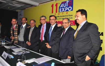 Auto Expo 2012: Auto Expo to serve as a launching platform for car makers  | CarTrade.com
